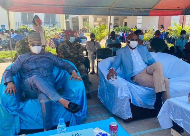 Ecole des Postes et Télécoms de Kipé: les ministres Said Koulibaly parraine la sortie de deux promotions