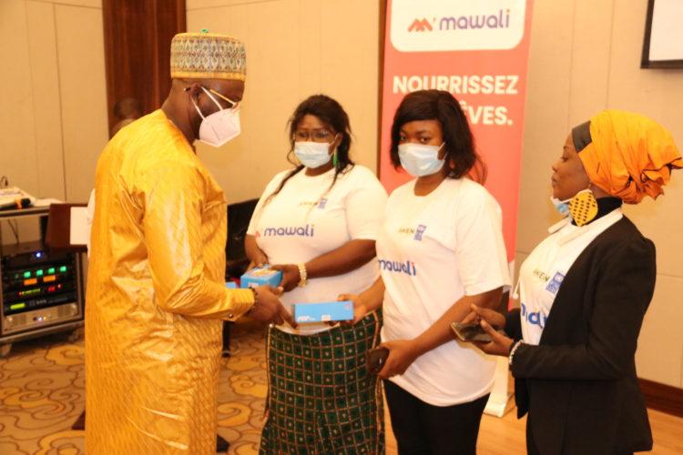 Entreprenariat féminin et digitalisation: le ministre Koulibaly lance l'application M'mawali, entièrement guinéenne