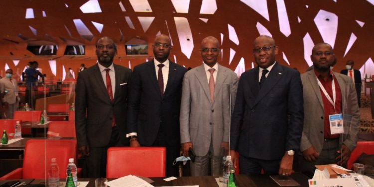 Ouverture du congrès de l'Union postale universelle à Abidjan: la Guinée réaffirme son leadership